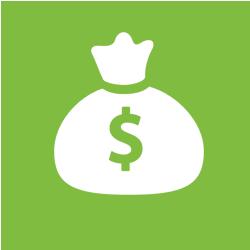 pengar ikon