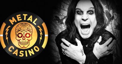 Metal Casino om Ozzy får Välja