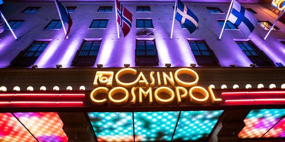 Sänkt straffavgift för Casino Cosmopol